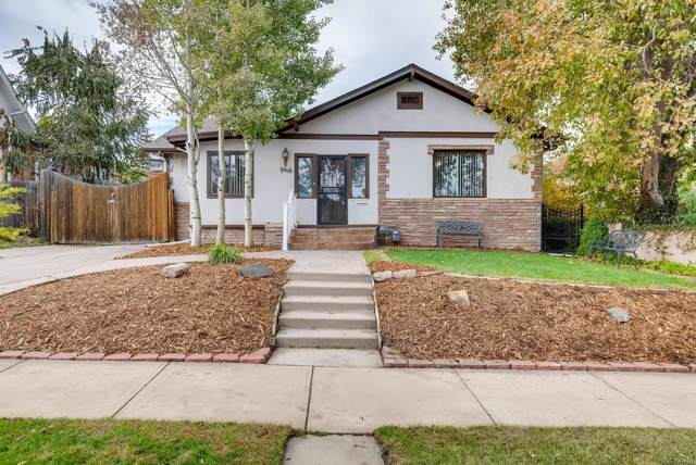 1329 Quince Street, Denver, CO 80220 (#7029793) :: Real Estate Professionals