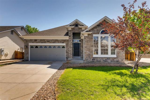 3200 E 123rd Drive, Thornton, CO 80241 (#7029851) :: The Heyl Group at Keller Williams