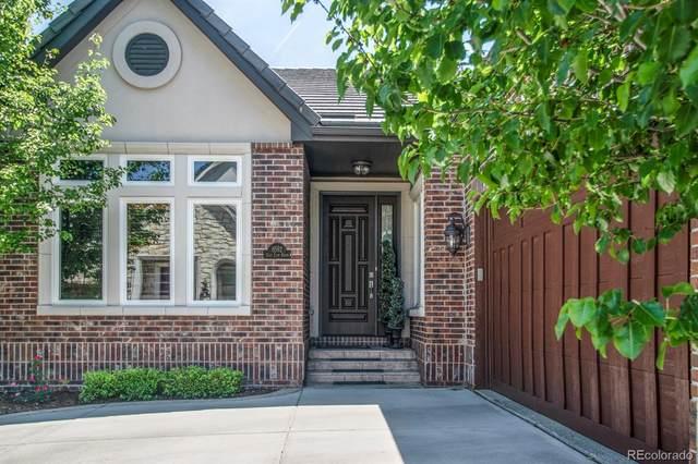 8592 E Iliff Drive, Denver, CO 80231 (MLS #7030058) :: 8z Real Estate