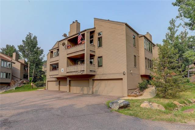 23565 Genesee Village Road E, Golden, CO 80401 (MLS #7030105) :: Bliss Realty Group