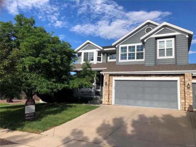 5731 N Orchard Creek Circle, Boulder, CO 80301 (MLS #7030208) :: 8z Real Estate