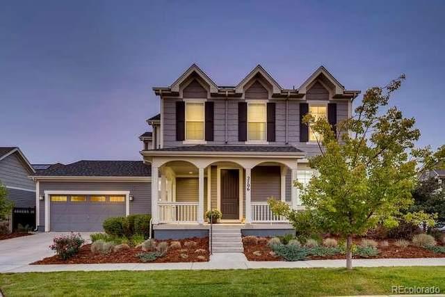 2706 Kenton Court, Denver, CO 80238 (#7030400) :: Briggs American Properties