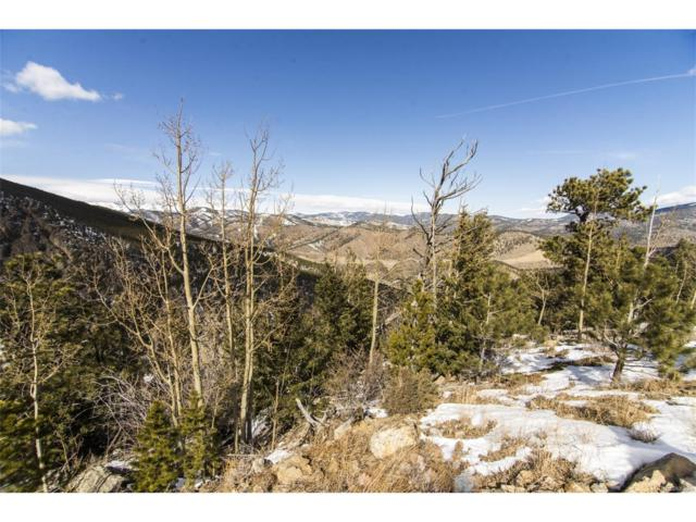 0 Santa Fe Mountain Drive, Evergreen, CO 80439 (#7030451) :: The Heyl Group at Keller Williams