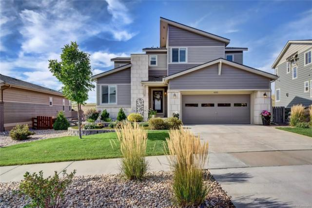 9353 Pike Way, Arvada, CO 80007 (#7030734) :: The Peak Properties Group