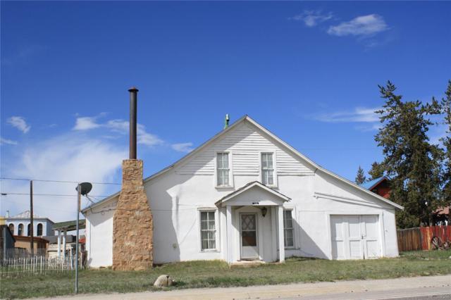 455 Main Street, Fairplay, CO 80440 (#7030751) :: The DeGrood Team