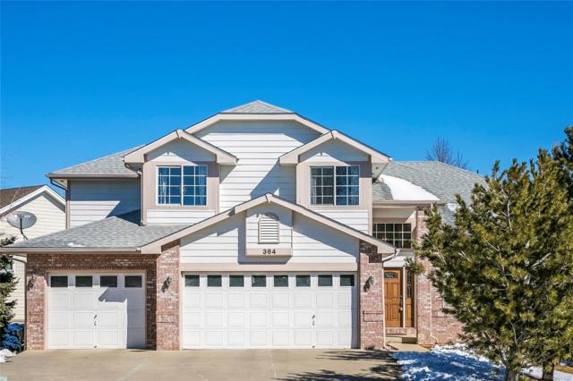 364 Morning Star Lane, Lafayette, CO 80026 (#7030963) :: 5281 Exclusive Homes Realty