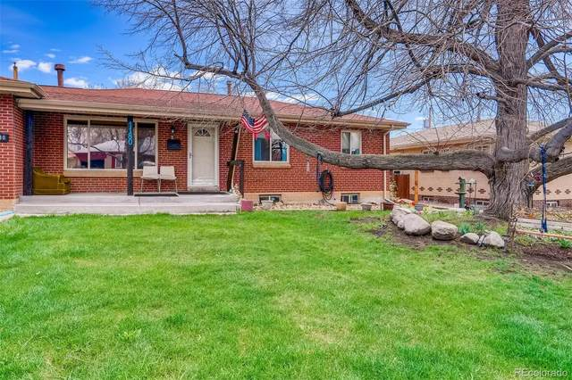 1180 S Eaton Court, Lakewood, CO 80232 (#7031524) :: The Gilbert Group