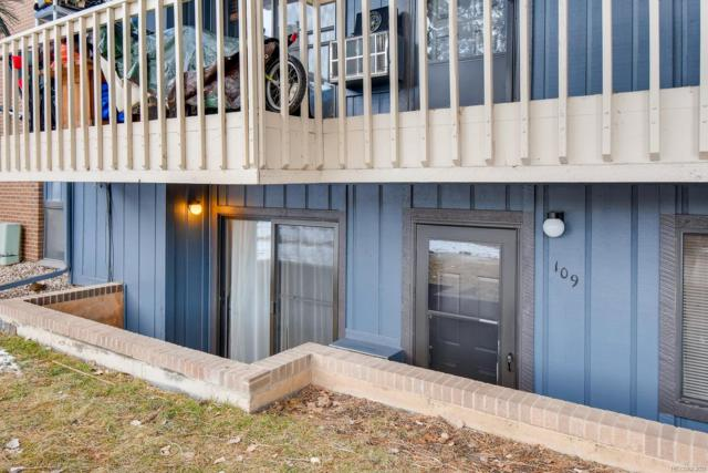 2800 Kalmia Avenue A109, Boulder, CO 80301 (MLS #7031704) :: 8z Real Estate