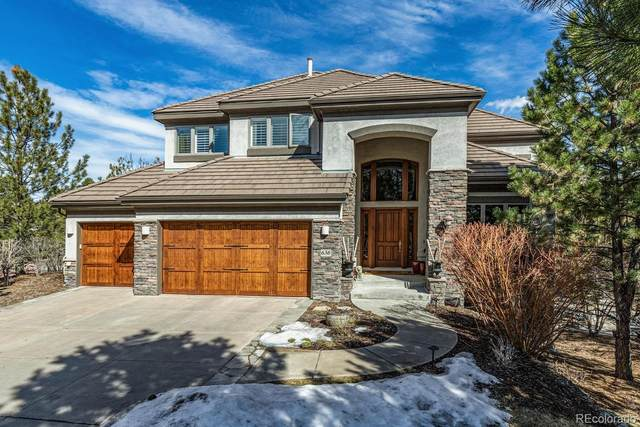 636 Ruby Trust Way, Castle Rock, CO 80108 (#7031795) :: The Griffith Home Team