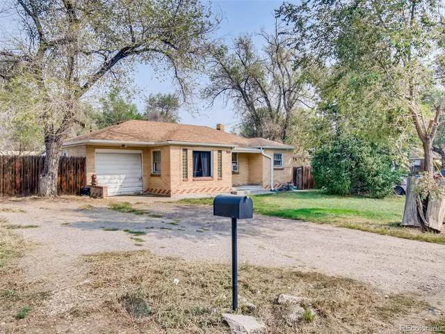 6975 W 61st Avenue, Arvada, CO 80003 (#7031977) :: Re/Max Structure