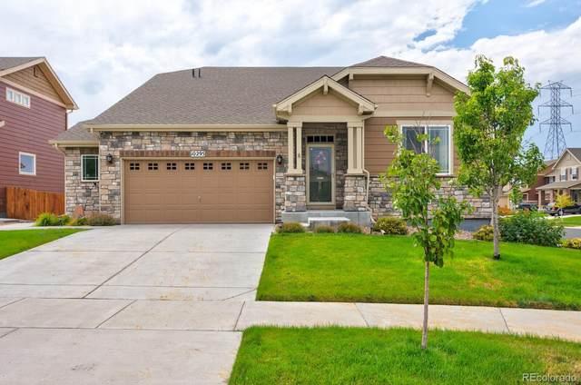 10295 Olathe Way, Commerce City, CO 80022 (MLS #7032239) :: Neuhaus Real Estate, Inc.