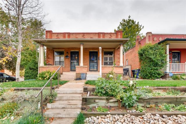 704 S Grant Street, Denver, CO 80209 (#7032284) :: Wisdom Real Estate
