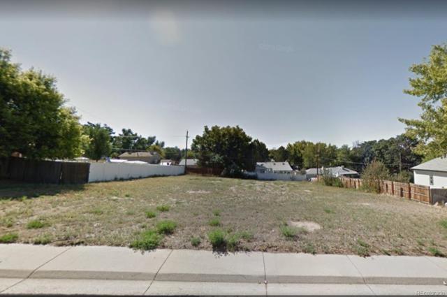 14658 E 24th Avenue, Aurora, CO 80011 (#7032500) :: The DeGrood Team
