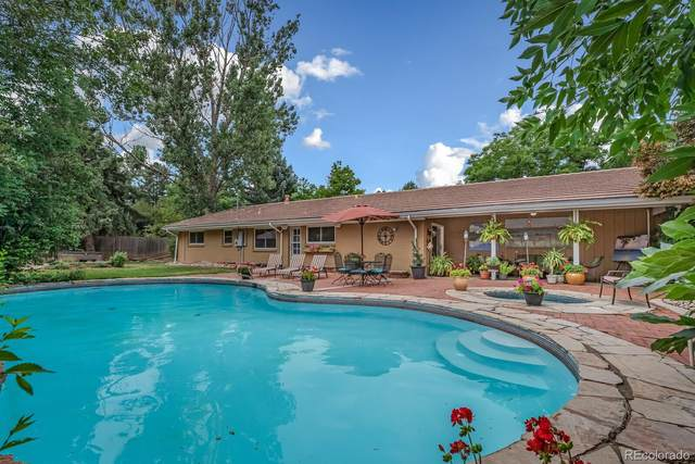 4360 S Alton Court, Greenwood Village, CO 80111 (MLS #7032596) :: 8z Real Estate