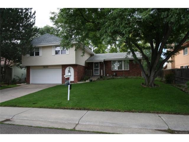 7890 W Caley Drive, Littleton, CO 80123 (MLS #7032943) :: 8z Real Estate