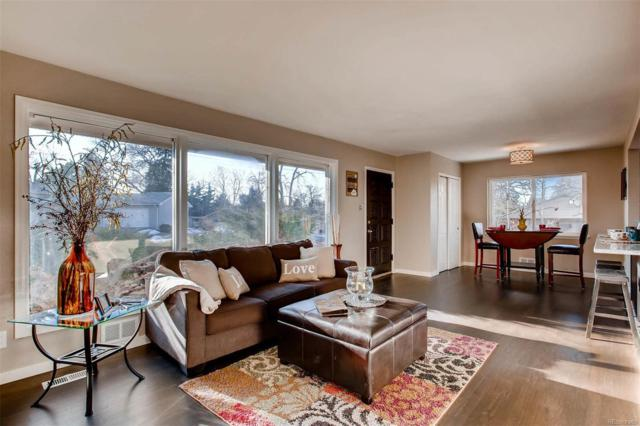 3340 S Ivy Way, Denver, CO 80222 (#7033262) :: The Peak Properties Group