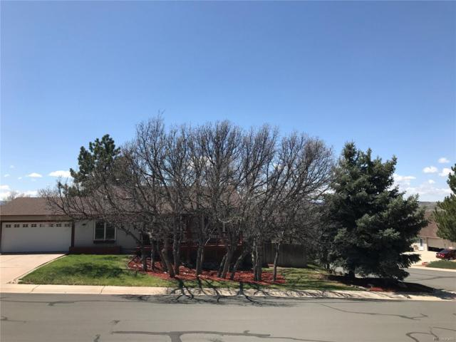214 Hill Court, Castle Rock, CO 80104 (#7033604) :: The Pete Cook Home Group
