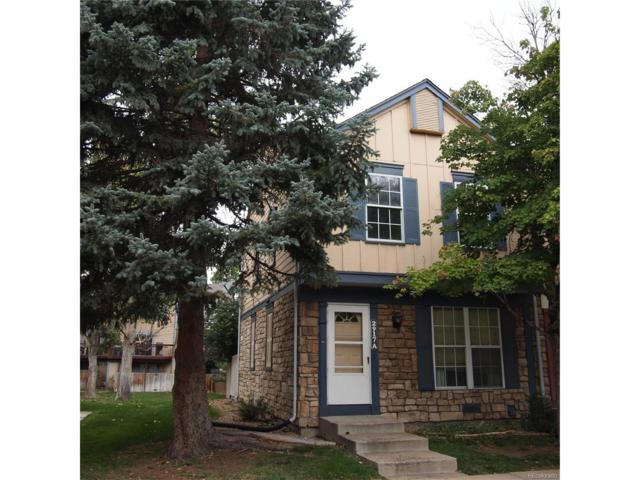2917 W 81st Avenue A, Westminster, CO 80031 (MLS #7033766) :: 8z Real Estate
