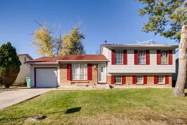 15571 E Jewell Place, Aurora, CO 80013 (#7033851) :: James Crocker Team