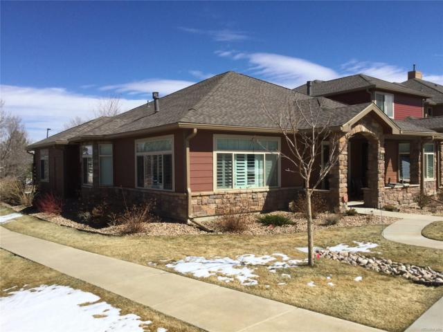 8516 Gold Peak Drive A, Highlands Ranch, CO 80130 (#7034180) :: Structure CO Group