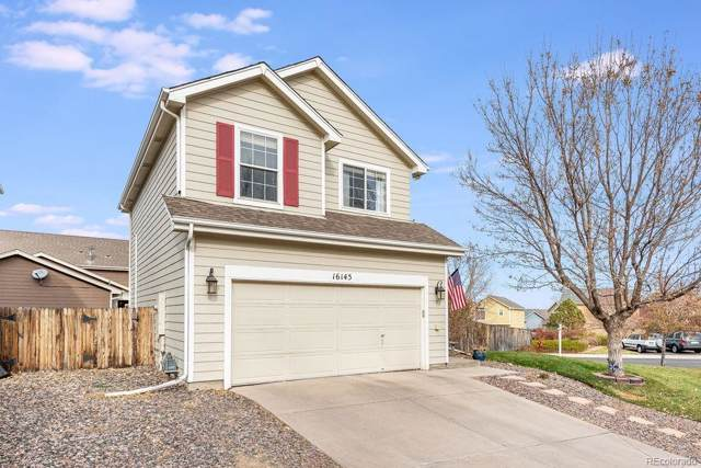 16145 Peregrine Drive, Parker, CO 80134 (#7034401) :: HergGroup Denver