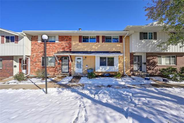 4026 S Yosemite Street, Denver, CO 80237 (MLS #7034834) :: Bliss Realty Group