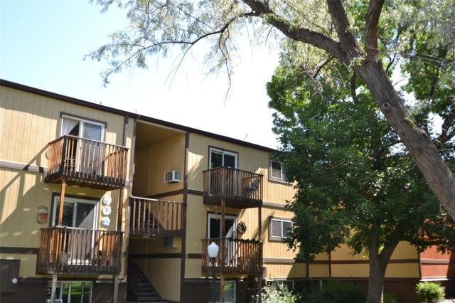16259 W 10th Avenue E6, Golden, CO 80401 (#7034969) :: My Home Team