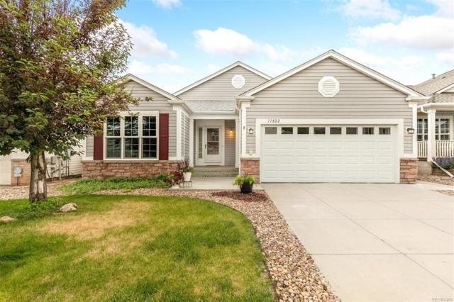 11822 Meadowood Lane, Parker, CO 80138 (MLS #7034978) :: 8z Real Estate