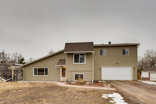 955 S Marshall Street, Lakewood, CO 80226 (#7034982) :: The City and Mountains Group