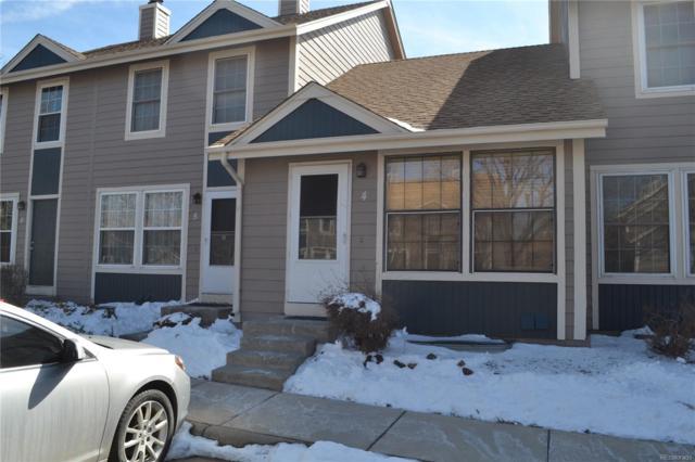 11500 Community Center Drive #4, Northglenn, CO 80233 (MLS #7035235) :: 8z Real Estate