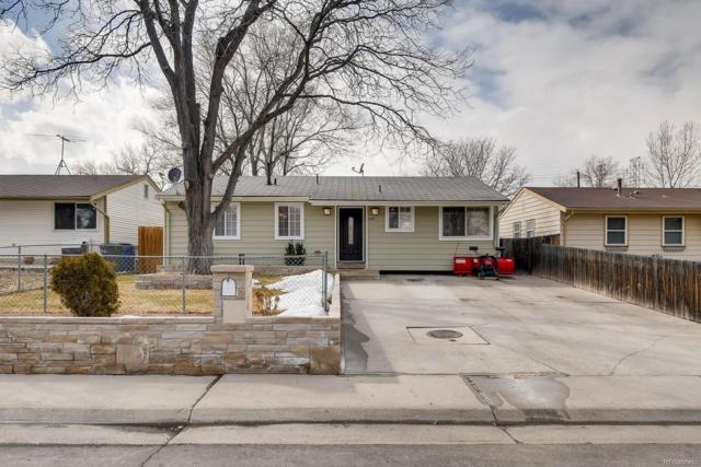 965 S Krameria Street, Denver, CO 80224 (#7035574) :: My Home Team