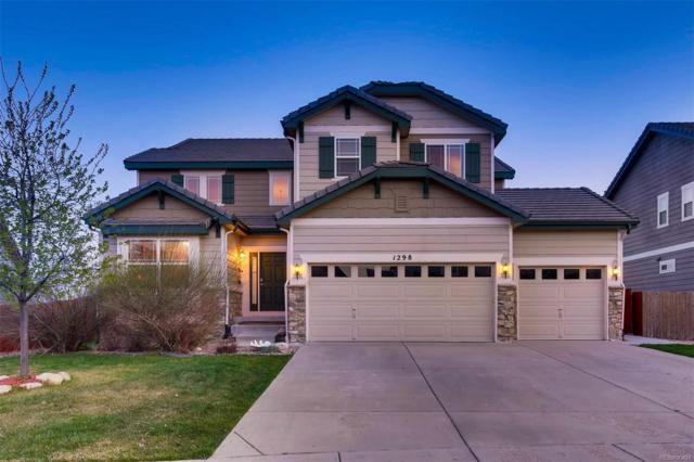1298 Graham Circle, Erie, CO 80516 (#7035718) :: Compass Colorado Realty