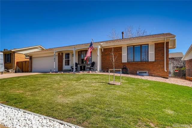 2184 S Ouray Street, Aurora, CO 80013 (MLS #7036663) :: Wheelhouse Realty