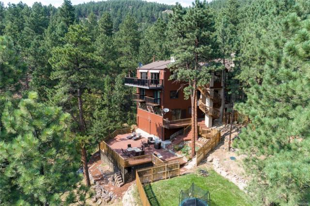 2593 Sunshine Canyon Drive, Boulder, CO 80302 (#7036945) :: The Healey Group