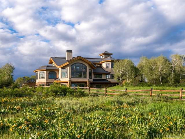 26940 Sundance Trail, Steamboat Springs, CO 80487 (#7037026) :: The Healey Group