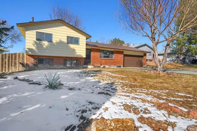 1015 Candytuft Boulevard, Pueblo, CO 81001 (MLS #7037131) :: 8z Real Estate