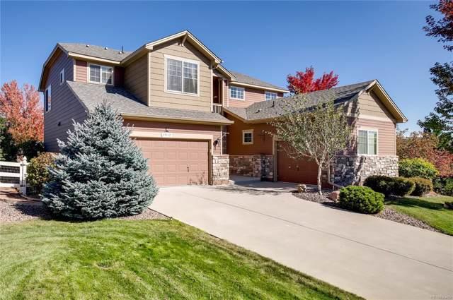 4032 Deer Valley Drive, Castle Rock, CO 80104 (MLS #7037655) :: 8z Real Estate