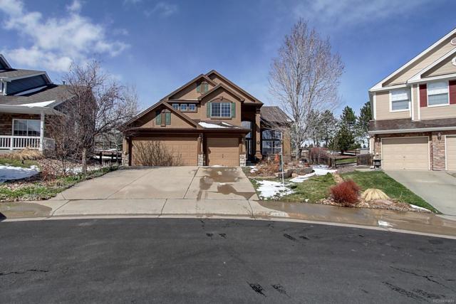 22433 Quail Run Lane, Parker, CO 80138 (#7037846) :: Compass Colorado Realty