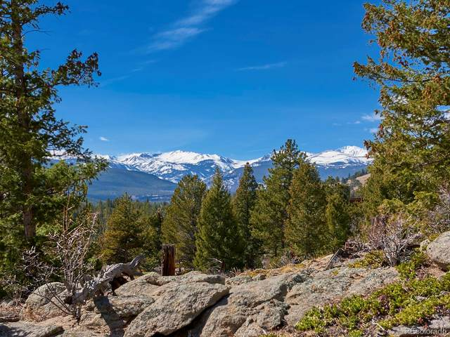 Coal Creek Canyon Drive, Golden, CO 80466 (#7038819) :: James Crocker Team