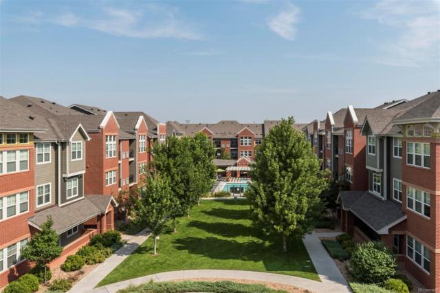9633 E 5th Avenue #303, Denver, CO 80230 (#7038972) :: The Peak Properties Group