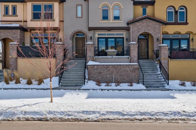 15616 W Wesley Avenue, Lakewood, CO 80228 (MLS #7039176) :: 8z Real Estate