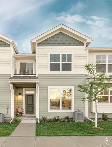 11045 W 64th Avenue B, Arvada, CO 80004 (MLS #7039230) :: 8z Real Estate