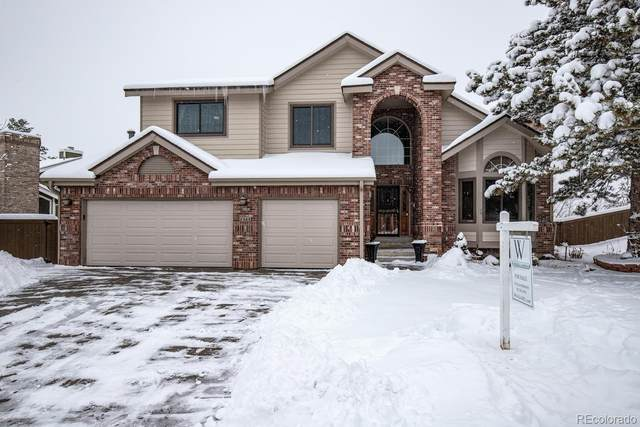 2365 Wynterbrook Drive, Highlands Ranch, CO 80126 (#7039727) :: The Griffith Home Team