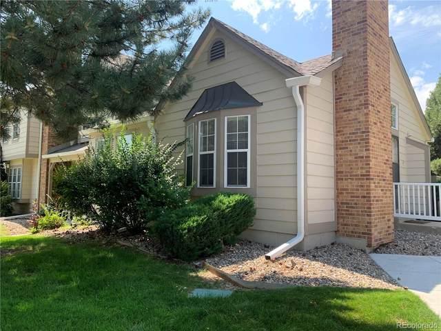 9616 W Chatfield Avenue F, Littleton, CO 80128 (#7039765) :: The HomeSmiths Team - Keller Williams