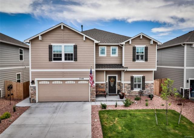 7548 Cat Tail Creek Drive, Colorado Springs, CO 80923 (#7040000) :: The Griffith Home Team