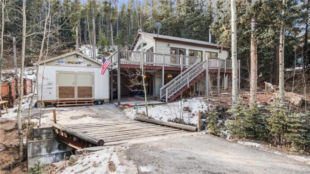 34788 Forest Estates Road, Evergreen, CO 80439 (MLS #7040031) :: 8z Real Estate