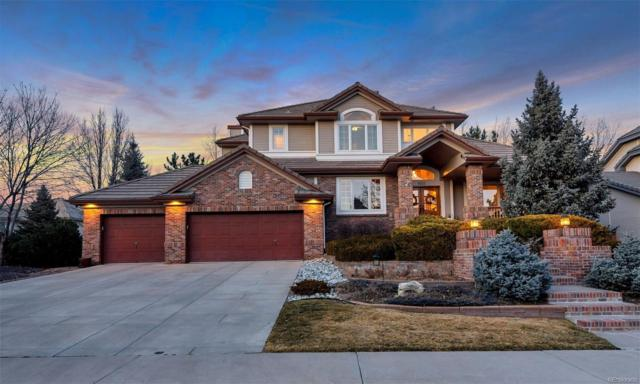 9262 E Hidden Hill Court, Lone Tree, CO 80124 (#7040397) :: The Peak Properties Group