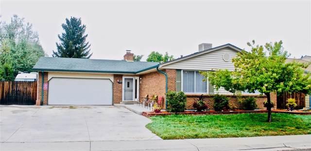 8789 W W Fremont Avenue, Littleton, CO 80128 (MLS #7040676) :: 8z Real Estate