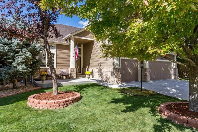 10637 Stone Creek Court, Parker, CO 80134 (#7040873) :: RazrGroup