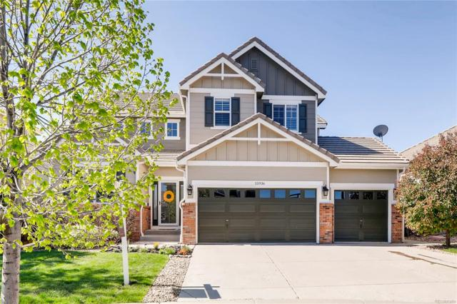 15936 E Tall Timber Lane, Parker, CO 80134 (#7040993) :: The Heyl Group at Keller Williams
